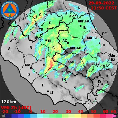 Radar Abruzzo